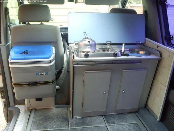 Mazda Bongo campervan 1996
