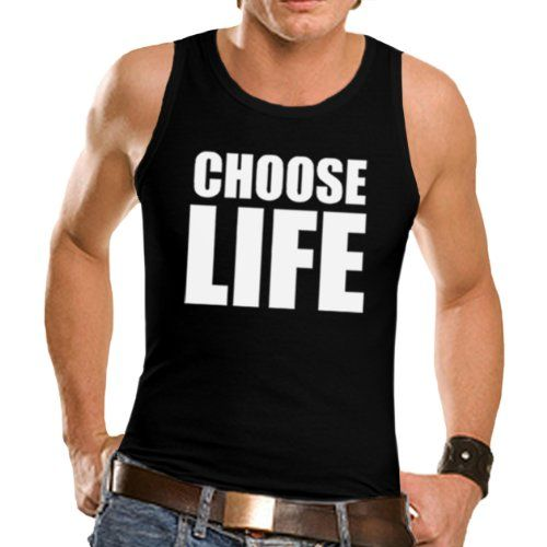 Buy this cool #Tanktop : Choose Life Retro Wham Fnacy Dress 90's 80's Men's NEW Tank Vest Black S. Visit micbear.com Buy now at http://www.micbear.com/shop/tank-top/choose-life-retro-wham-fnacy-dress-90s-80s-mens-new-tank-vest-black-s/