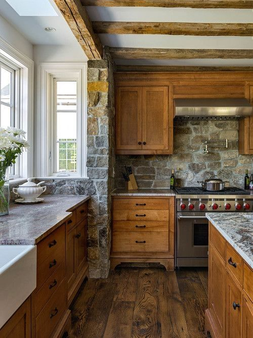 40 Trendy Vintage Kitchen Design And Decor Ideas 2020 Rustic