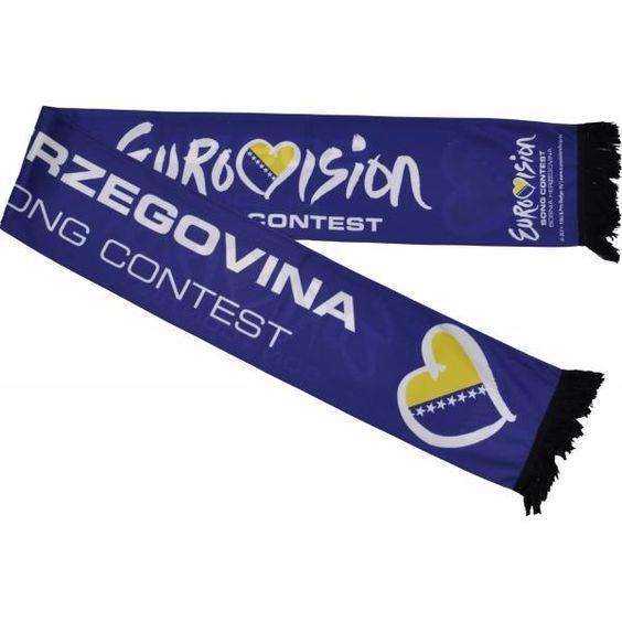 eurovision scarf australia
