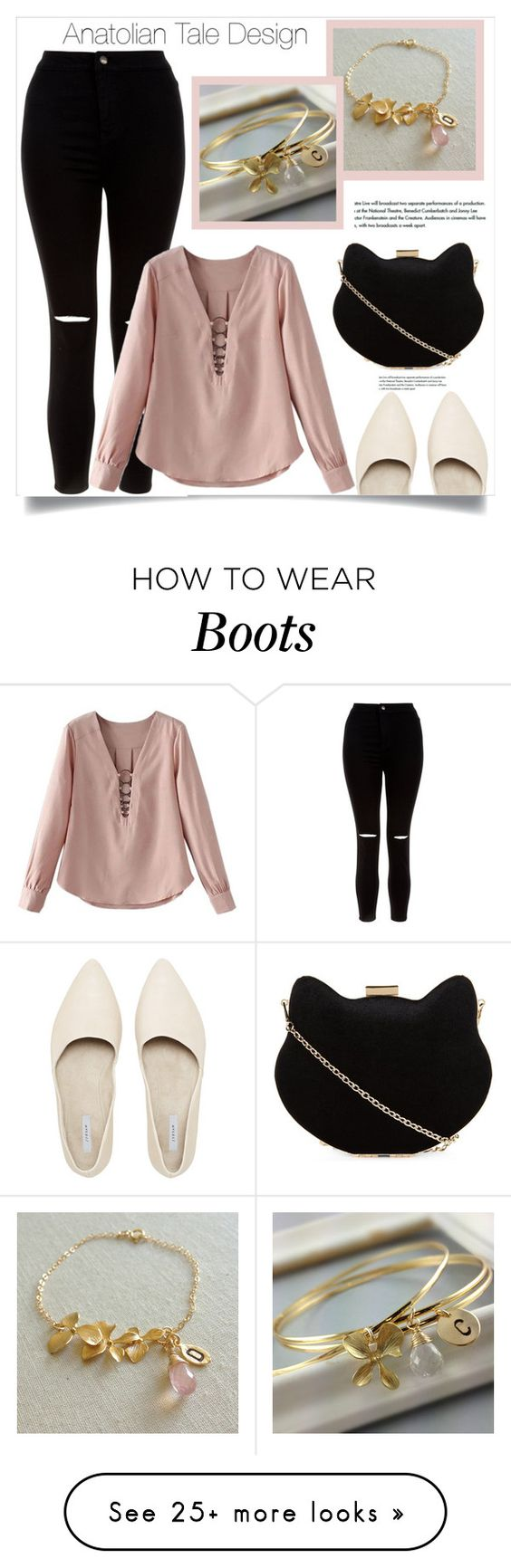 """""""Anatolian Tale Design"""" by amra-mak on Polyvore featuring New Look and anatoliantaledesin"""