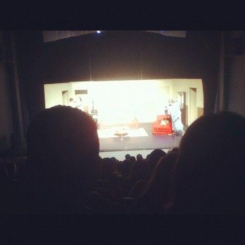 #teatro