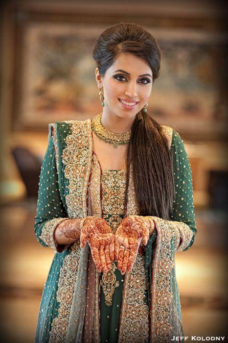 Haha kinda crazy but my Panda was a gorgeous PAKISTANI bride ! :)