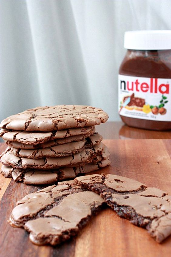 Cookies au Nutella.