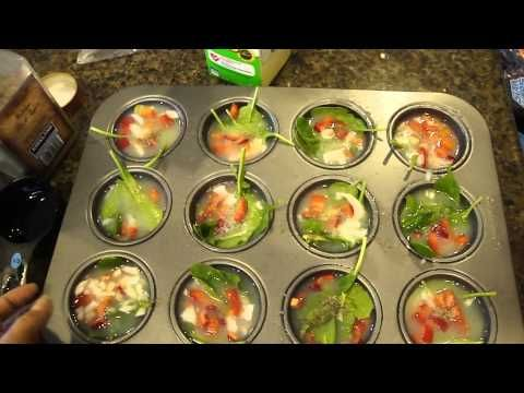 Eat Clean: My Egg White Muffins