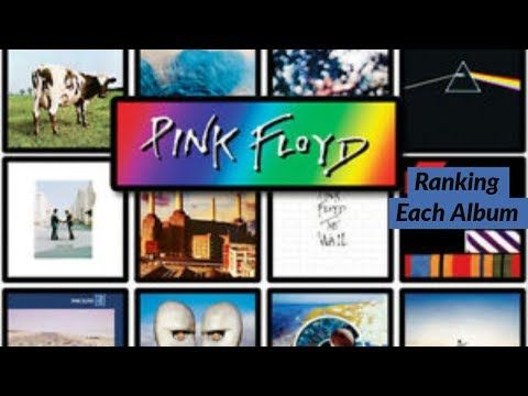 Ranking Pink Floyd Albums From Worst To Best Youtube Pink