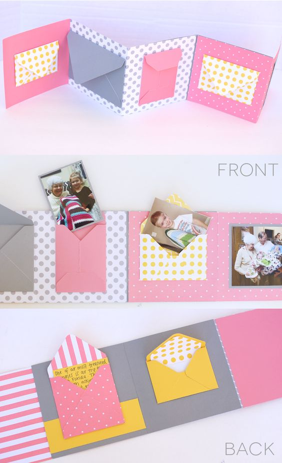 Learn how to make this cute envelope with the 1-2-3 Punch from We R Memory Keepers on My Sister's Suitcase