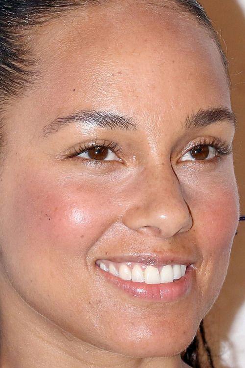 Alicia Keys Alicia Keys Red Carpet Makeup Celeb Celebrity Celebritycloseup Close Up Alicia Keys No Makeup Alicia Keys