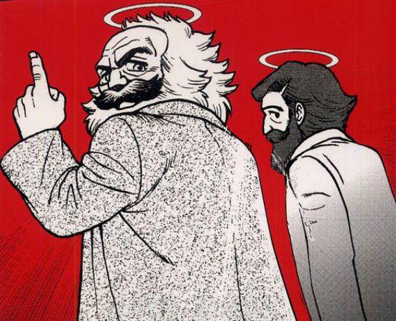 Noticia: El Capital de Karl Marx en versión manga