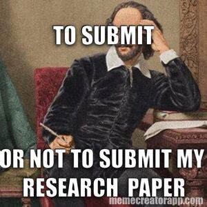 Research paper on shakespeare