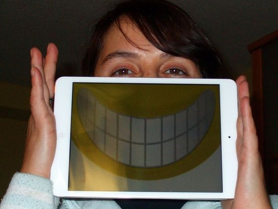 El iPad de #Grupolotto que se sorteó en Checkalia. #Sorteo #Checkalia #iPad