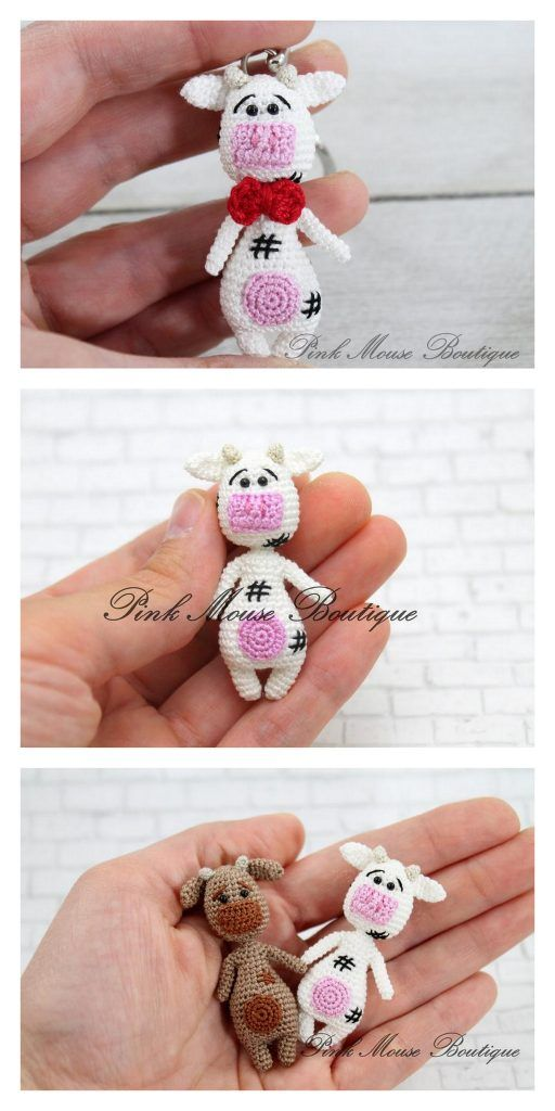 Cow Amigurumi - MooMoo Cow - Free Crochet Pattern | Crochet cow ... | 1024x512