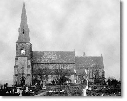 St Mary's, Wyke