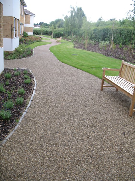 Resin Bound Stone Surfacing Contractors