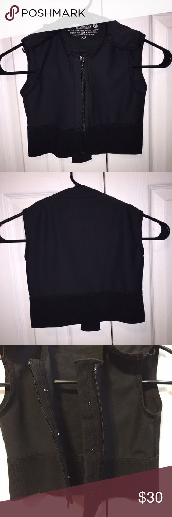 how to make a binder out of a sports bra