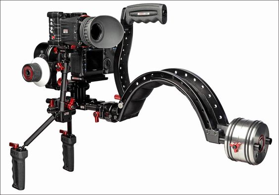 The Zacuto Scorpion with Z-Finder EVF Pro