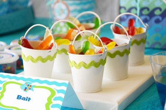 lots of birthday theme party ideas
