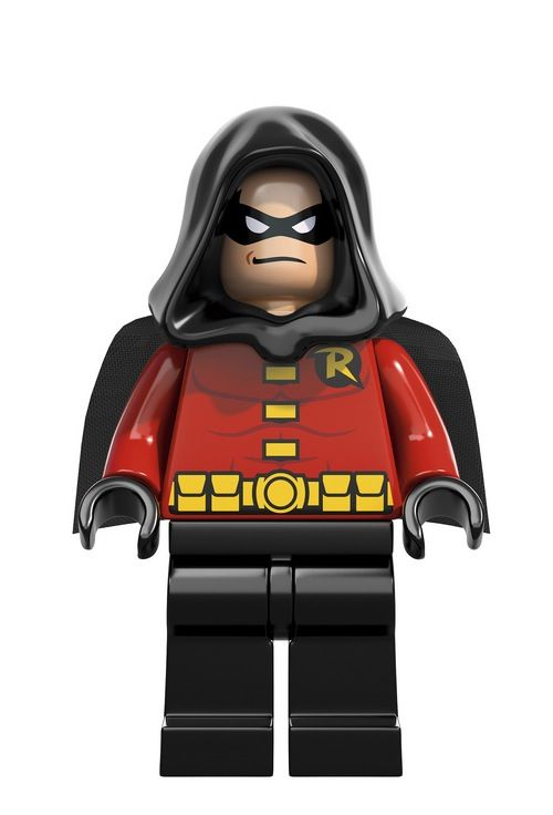 For its LEGO Superheroes Marvel and DC Universe waves in ...