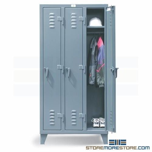 Heavy Duty Welded Lockers Are Built For Industrial Applications Like Military Refineries Police And Labs Locker Storage Storage Ikea Storage Cabinets