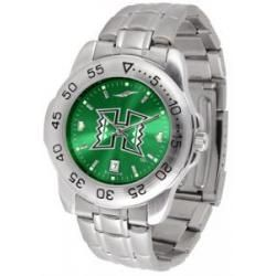 Hawaii Warriors Sport Steel Watch - AnoChrome Dial