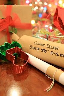 Sugar Cookie Christmas Gift Basket #DIY