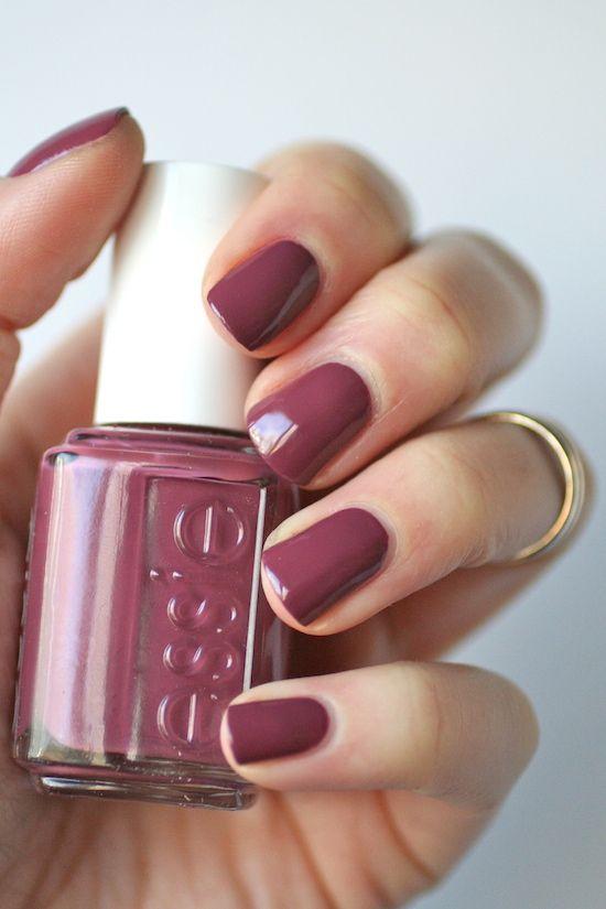 Nail polish lady like colors nails colour nail colors essie nail