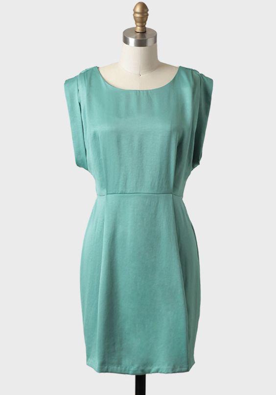 Aubrey Structured Dress