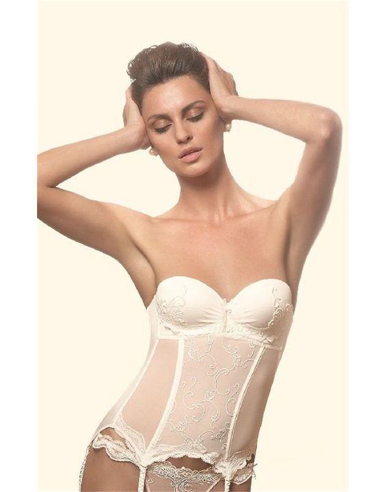 lise charmel sublime elegance lingerie guepiere - Guepire Mariage
