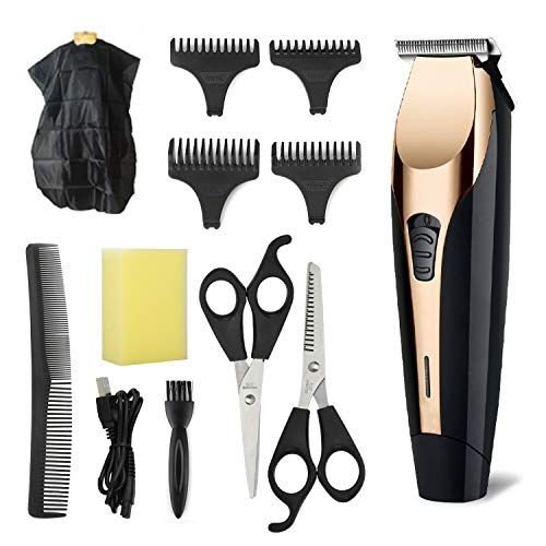 Hair Clippers Haircut Barber Trimmer Kit Electric Cordless Professional Hair Trimmer With H Hair Clippers Hair Trimmer Barber Trimmers