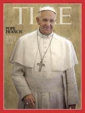 «Time» declara a Francisco «hombre del año», como a Juan XXIII y Juan Pablo II, pero... ¿por qué? - Catolicos Hispanos / Red Viva
