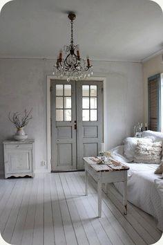 Pardörrar och vinnare ~ Double doors and winner - Lilla Blanka Creative decor