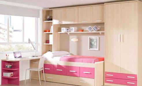 quarto infantil pequeno planejado - Pesquisa Google
