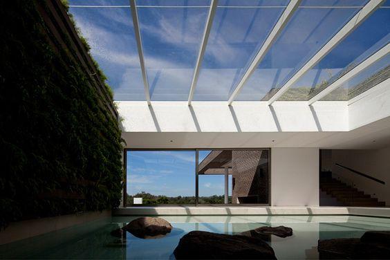 Impressive Contemporary House- Casa HS by Studio Arthur Casas, São Paulo, Brazil