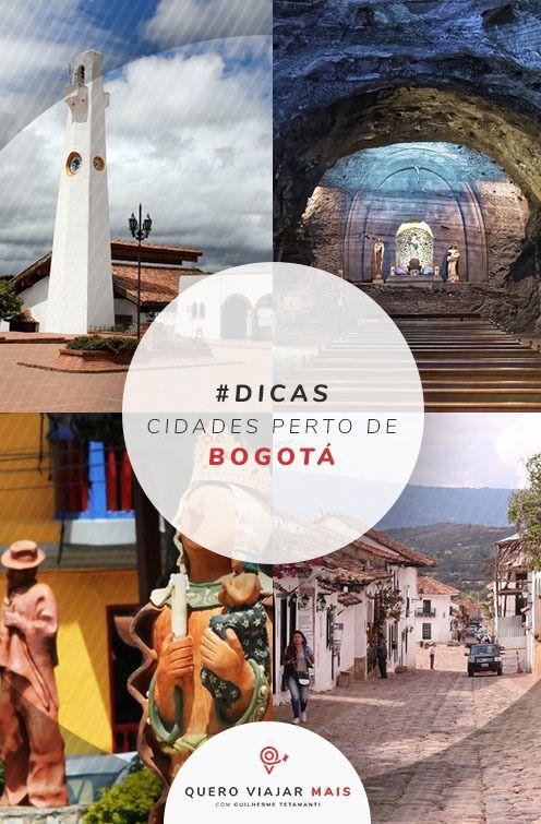Cidades Perto De Bogota O Que Fazer Nos Arredores Da Capital