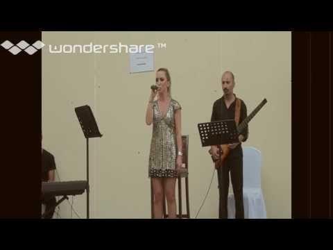 Tarana Allahverdieva Tarana Paris Bakou Chante La Marseillaise A Bakou Youtube