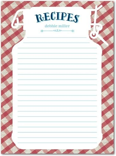 Picnic Passion - Signature White Bridal Shower Games - Baumbirdy - Cabernet - Red : Front
