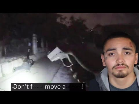Body Cam Lapd Officer Shot By Gang Member Youtube In 2020 Lapd Los Angeles Police Department Video Leak