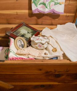 vintage linen soaks & cleaning recipes