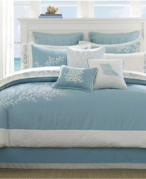Harbor House Coastline 4 Pc Queen Comforter Set Reviews Home