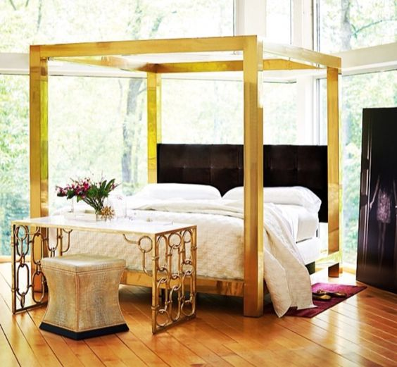 Perfect setting bed