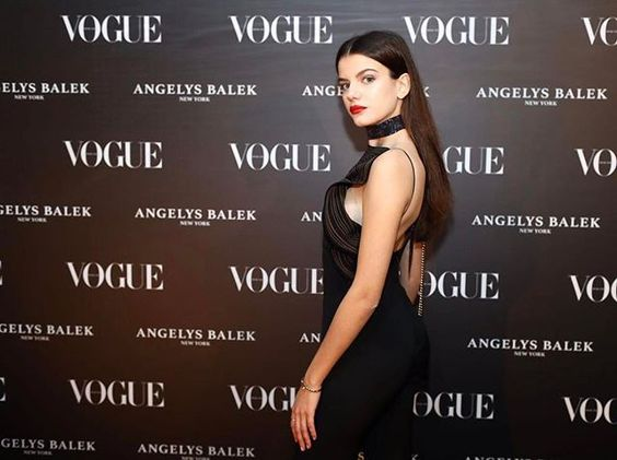 @itsnotsonia wearing @angelysbalekny giving us major attitude at the #voguexangelys event  via VOGUE THAILAND MAGAZINE OFFICIAL INSTAGRAM - Fashion Campaigns  Haute Couture  Advertising  Editorial Photography  Magazine Cover Designs  Supermodels  Runway Models
