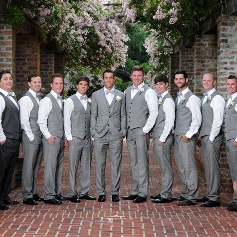 Groomsmen Vest And Pants Wedding Tips Inspiration