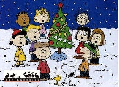 Natal com Charlie Brown e sua turma ( Marcie included!). ;-)   http://abrindoobico.com/2014/10/charlie-brown-no-metropolitan-museum/