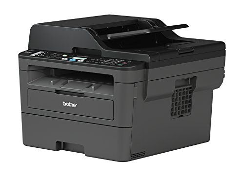 Amazon Com Brother Monochrome Laser Printer Compact All In One Printer Multifunction Printer Mfcl2710dw Wirele Multifunction Printer Laser Printer Printer