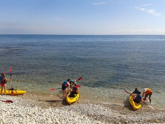 #Yoga, kayaking and meditation holiday in Alicante, Spain