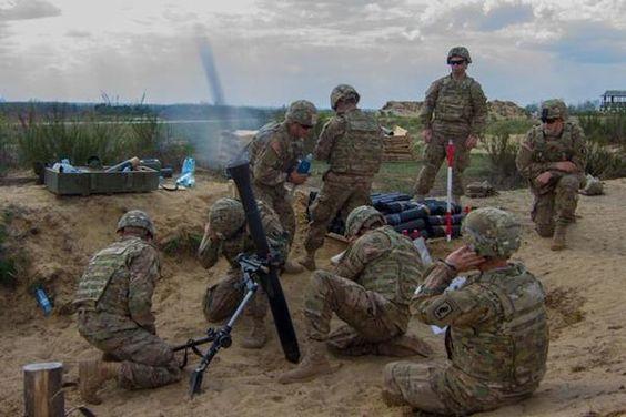 Ukraine-- More photos from US training for Ukrainian national guard forces #FearlessGuardian: https://goo.gl/I3pKgp
