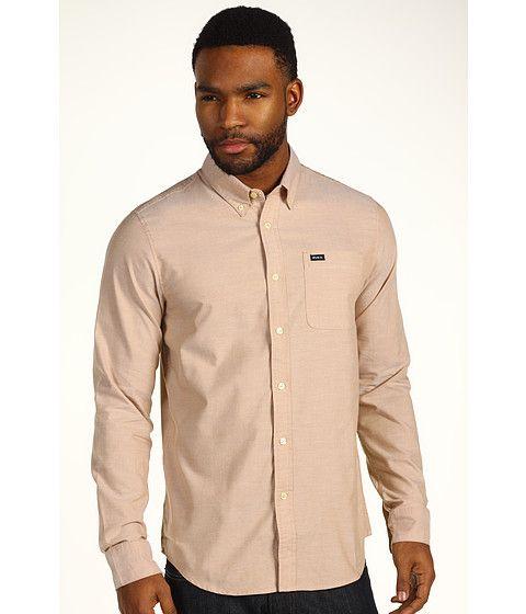 RVCA That'll Do Oxford L/S Shirt
