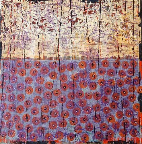 """""""Joyous Pattern"""" by Debra Corbett #texture"""