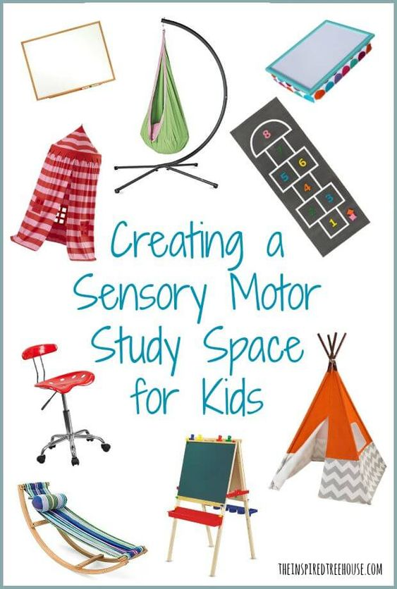 Sensory Integration Room Design: CREATING A SENSORY MOTOR STUDY SPACE FOR KIDS