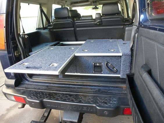 Discovery 1 And 2 Twin Pull Out Drawer System Drawer